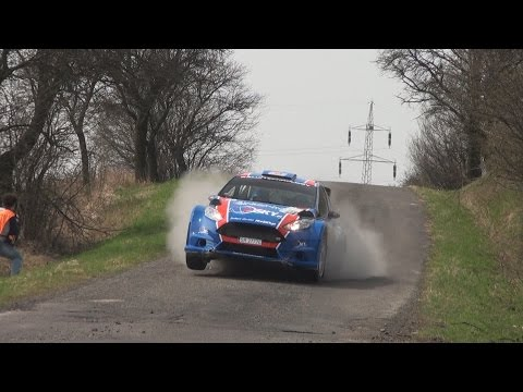 Valašská Rally 2015 - Action & Jump