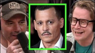 Video Joe Rogan & Macaulay Culkin on Johnny Depp MP3, 3GP, MP4, WEBM, AVI, FLV Desember 2018