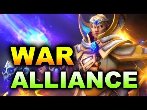 ALLIANCE vs WAR -  Winners Match - BTS Summer CUP DOTA 2
