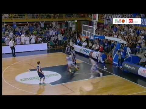 Fortitudo, gli highlights del match Gara 1 contro Brescia