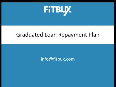 Graduated Loan Repayment Plan