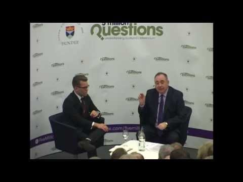 5 Million Questions with Alex Salmond