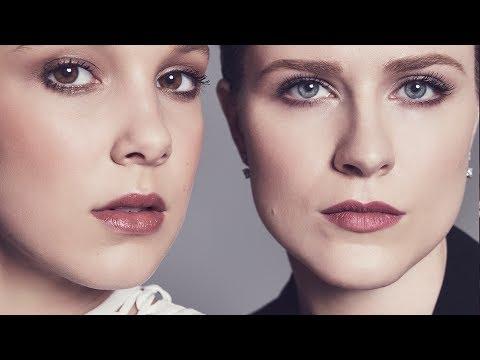 Millie Bobby Brown & Evan Rachel Wood - Actors on Actors (Full Video)