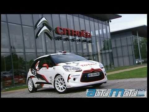 Citroen DS3 Racing Citroen DS3 R3