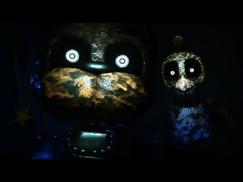 FREDDY FOLLOWED YOU HOME | Joy of Creation: Story Mode - Part 1 (видео)