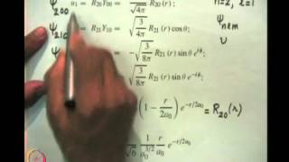 Mod-10 Lec-41 Time Independent Perturbation Theory (Contd.1)