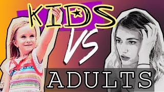 Video Kids Vs Adults - Andy MP3, 3GP, MP4, WEBM, AVI, FLV Juni 2017