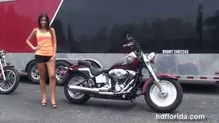 10. Used 2006 Harley Davidson Fat Boy Motorcycle for sale