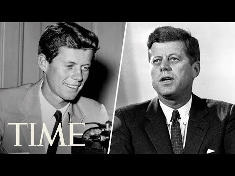 JFK: The 35th U.S. President John F. Kennedy's Life In 90 Seconds | TIME