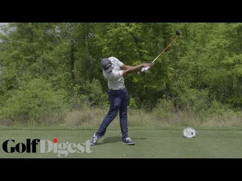 Jason Day And Rory McIlroys Slow Motion Golf Swing Comparison At 2016 Dell Match Play