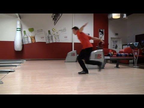 Bowling Training - Sebastian