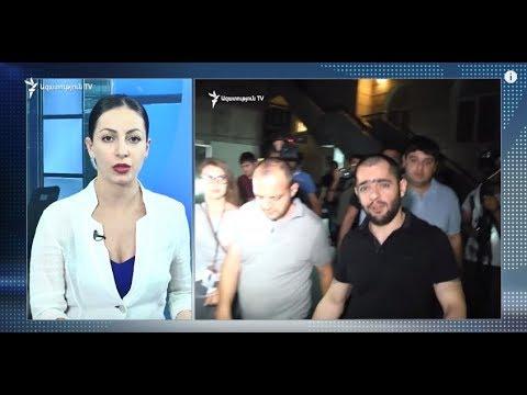 ԼՈՒՐԵՐ 15.00 | Հայկ Սարգսյանը կասկածվում է սպանության փորձ կատարելու մեջ | 05.07.2018 - DomaVideo.Ru