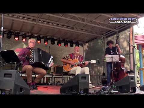 Paul Novotny & Jazz Gypsy N Tango / Spain (Solo Open 2019)