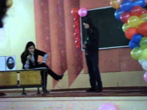 Юмореска на день учителя онлайн видео