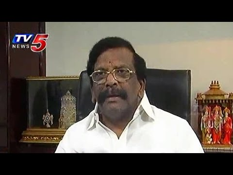 Siddha Raghavarao Fires on KCR over Road Tax Issue : TV5 News
