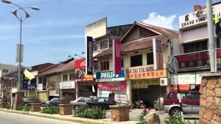 Lenggong Malaysia  city images : Town of Lenggong, Malaysia