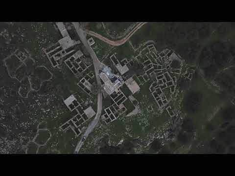 Πάνω Περβολάκια: Το χωριό - «φάντασμα» της Σητείας μέσα από ένα μαγευτικό video