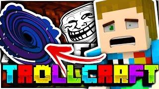 Minecraft | WE MADE A BLACK HOLE!! + Troll On Sparklez - Troll Craft