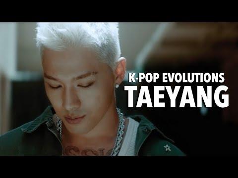 TAEYANG 동영배: K-POP EVOLUTIONS (видео)