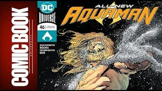 Aquaman #46 | COMIC BOOK UNIVERSITY