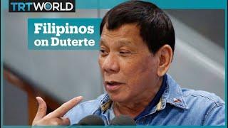 Video What do Filipinos have to say about their president, Rodrigo Duterte? MP3, 3GP, MP4, WEBM, AVI, FLV Juni 2019