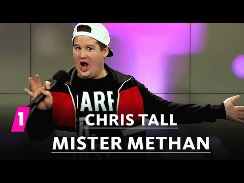 Chris Tall: Mister Methan | 1LIVE Generation Gag
