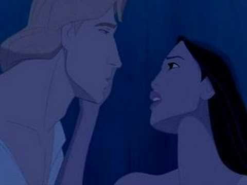 pocahontas - The song NOT included in the theatrical release of the film,