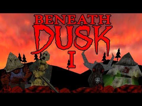 BENEATH DUSK #1