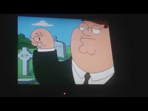Family guy Mr. Weeds funeral