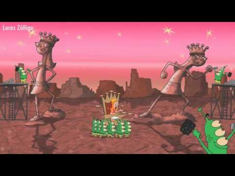 Phineas And Ferb - Queen Of Mars (Danish)