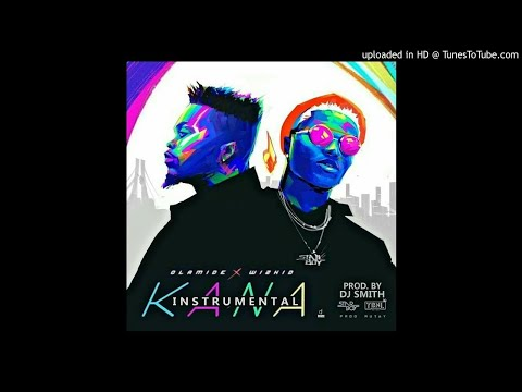 "INSTRUMENTAL: Olamide - ""Kana"" Ft. Wizkid (Prod. By DJ Smith)"