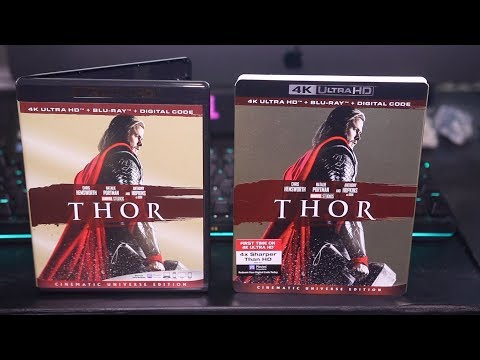 Thor 4K Blu-Ray Review