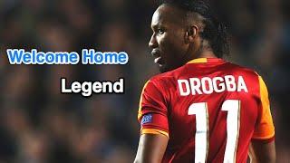 Didier Drogbas Tore für Galatasaray