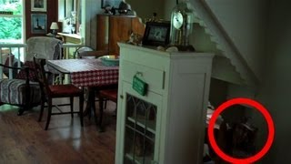 Ghost - Paranormal Activity In Creepy Cabin In Woods?
