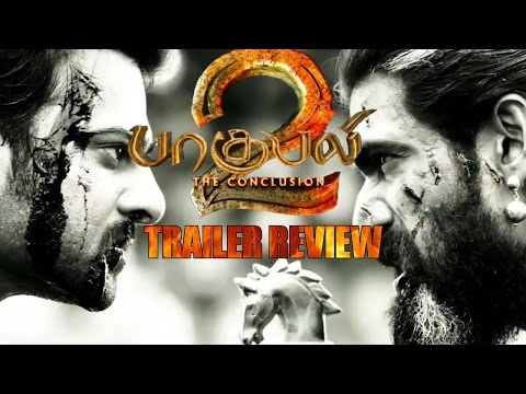 Baahubali 2 - The Conclusion Trail ..