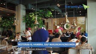 Restoran Al Hambra Kyriad Hotel, Siap Memanjakan Konsumen