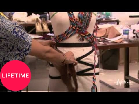 Project Runway: Tim Critiques Anya Ayoung-Chee: Episode 2 | Lifetime