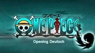 Download Lagu One Piece Opening 1-8~(Deutsch-German) Mp3