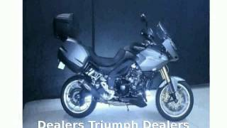 8. 2011 Triumph Tiger 1050 ABS - Specification