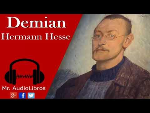 Demian - Hermann Hesse - audiolibros en español completos voz humana (видео)