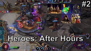 "Can Medivh take on Murky, The Lost Vikings, Abathur, and Cho'Gall? Resonance and friends face the worst troll team composition they've ever seen. Heroes of the Storm Li-Ming gameplay with friends, Arcane Orb (W) Glass Cannon talent build. Resonance22 plays Li-Ming on the map Eternal Battlegrounds in Quick Match (QM) with his friends Melarki, Drew, and ComeradeItami over voice chat. Heroes of the Storm is a free to play game where 2 teams of 5 heroes must work together to destroy the enemy nexus (base) while protecting their own. More Heroes of the Storm:https://www.youtube.com/playlist?list=PLOZFzqxtvtxeR2mQZaYs38EZfefQg8hP7Watch me stream these matches live at: http://www.twitch.tv/resonance22Follow me on Facebook: https://www.facebook.com/Resonance22Follow me on Twitter: https://twitter.com/Resonance22Hero: Li-Ming, AssassinMap: Eternal Battlegrounds,Talents: Distintegrate, Glass Cannon Arcane Orb (W) Tal Rasha's ElementsGame Type: Quick Match, voicechat game with friendsReferral Link (helps you unlock content faster):https://battle.net/recruit/KLJFFL2NXTDate Recorded: May 29, 2017""I always win"" - Medivh 2017"
