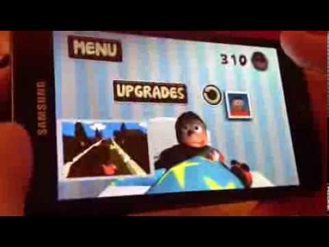 Video of Running Game Yum in Chocoland
