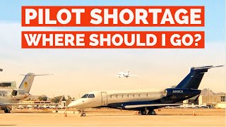 PILOT SHORTAGE | My Advice to Young Pilots
