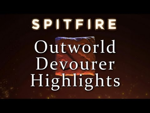 Dota 2: Outworld Devourer Highlights