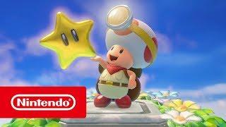 Captain Toad: Treasure Tracker - Overview Trailer (Nintendo Switch & Nintendo 3DS)