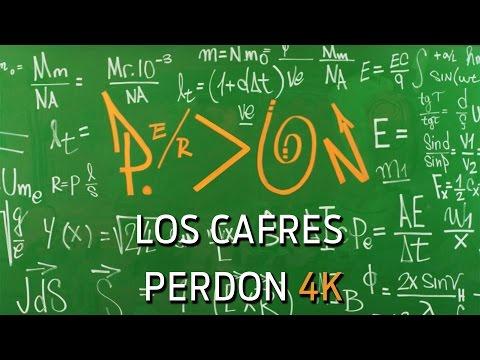 Los Cafres - Perd�n