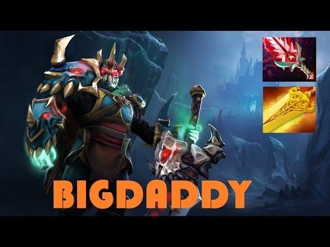 BigDaddy Wraith King Radiance and Bloodthorn