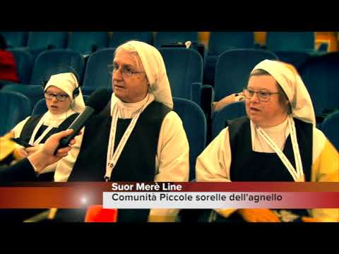 Watch videoComunità Piccole Sorelle Discepole dell