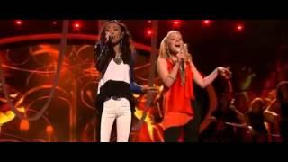 Download Lagu STUDIO VERSION - TOP 4 - Jessica Sanchez  Hollie Cavanagh - Eternal Flame - American Idol 11 Mp3