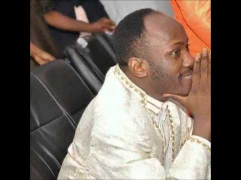 #Apostle Johnson Suleman(Prof) #If There Is A Man To Pray (Prayer Points) #Volume 5of9